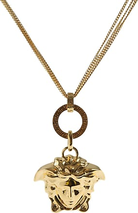 Versace Necklaces On Sale, Yellow Gold, Metal, 2017, One Size