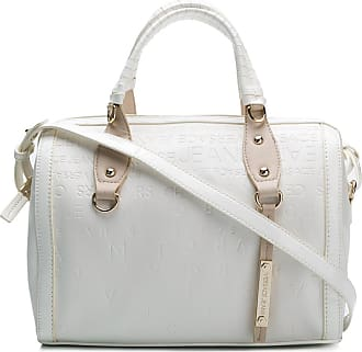 Versace Jeans Couture V Pendant Tote - White Fourniture Sortie spy0AI