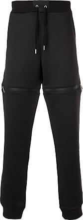 Jogginghose mit elastischem Saum - Schwarz Versace Jeans Couture
