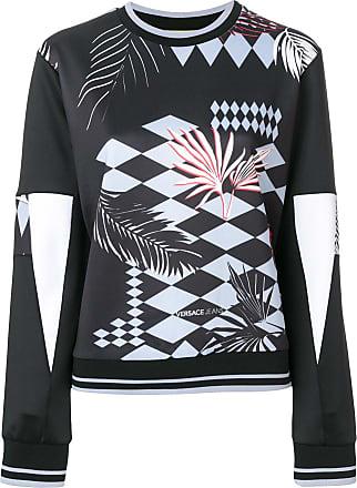 Act T-shirt - Black Versace Jeans Couture Enjoy Sale Online For Cheap Discount Fashion Style Sale Online Free Shipping Big Sale LvYkOKSn