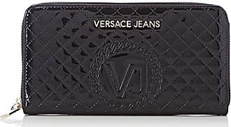 Womens Ee3vrbpm1_e70045 Wallet Black black Versace Jeans Couture APwFS