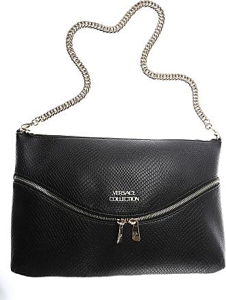 Versace Jeans EE3VRBPC3 E70034, Sacs bandoulière femme - Noir - Noir (Nero E899), 10x2x19 cm (W x H x L) EU