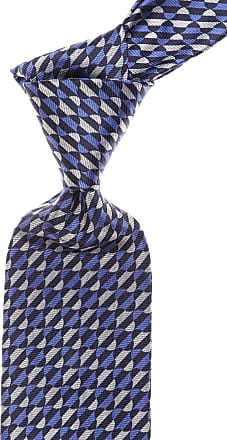 Mens Suit On Sale, Cobalt Blue, Silk, 2017, one size Versace