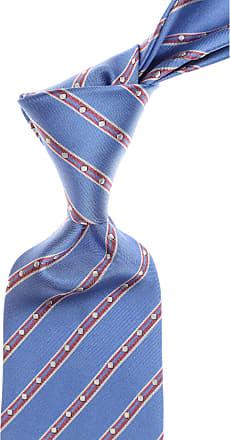 Ties On Sale, Light Sky Blue, Silk, 2017, one size Versace
