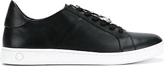 front pin designed sneakers - Black Versus tWP77