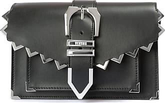 Versus Metal zig zag buckle red clutch vp5Zu9E9