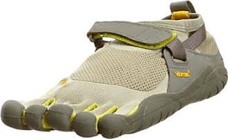 Vibram FiveFingers - Kso, Zapatillas de deporte Hombre, Gris (Taupe/Palm/Grey Taupe/Palm/Grey), 46 EU Vibram Fivefingers