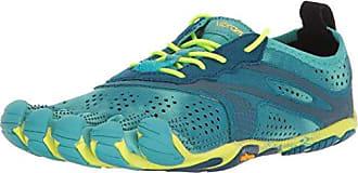 Vibram FiveFingers V-Run, Chaussures de Running Femme, Orange (Fiery Coral), 38 EU