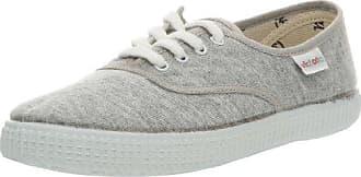 victoria 6688_Gris - Zapatillas de deporte de tela para mujer, color gris, talla 39