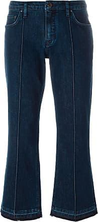 Victoria, Victoria Beckham Woman High-rise Flared Jeans Black Size 27 Victoria Beckham