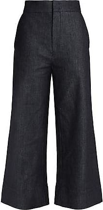 Victoria, Victoria Beckham Woman Cropped Low-rise Flared Jeans Black Size 28 Victoria Beckham