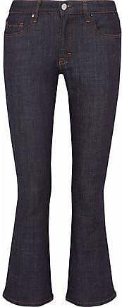 Victoria, Femme Victoria Beckham Hauteur Moyenne Des Jeans En Denim Taille Évasée Lumière 28 Victoria Beckham