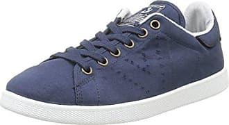 Sneaker donna, Blu (Bleu (Francia)), 40 Victoria
