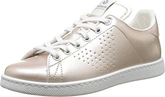 Deportivo Glitter, Baskets Mixte Adulte, Rose (Rosa), 39 EUVictoria