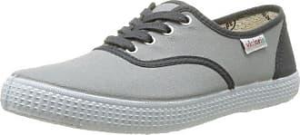 6688_gris Victoire - Chaussures De Sport Des Femmes De Tissu, Gris, Taille 40