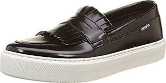 victoria 125040, Unisex-Erwachsene Sneakers, Schwarz (Negro), 36 EU