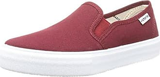 125014, Sneakers Basses Mixte Adulte, Rouge (Burdeos), 39 EUVictoria