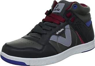 12427, Sneaker donna, Grigio (grigio), 37 Victoria