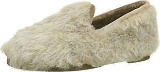 victoria Damen Chinela Pelo Largo Pantoffeln, Beige (Beige), 40 EU