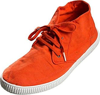 victoria Damen Turnschuhe Safari Lona Tintada (45, Orange)