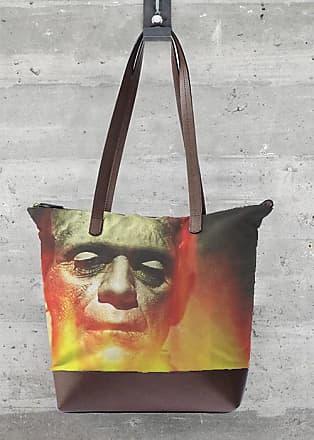VIDA Statement Bag - Halloween Franky by VIDA QTJERF