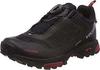Viking Skog GTX, Damen Traillaufschuhe, Schwarz (Black/Purple 216), 40 EU
