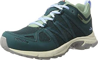 3-46230 - Zapatillas de Trail Running de Material Sintético Mujer, Color Negro, Talla 38 EU Viking