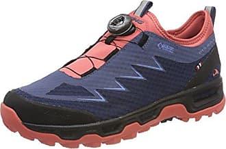 Terreng, Scarpe da Trail Running Uomo, Blu (Blau (Aqua/Rust 3463)), 44 Viking