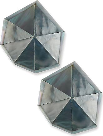 Viktoria Hayman Star Dust Resin Clip-On Earrings HKOup7HZw