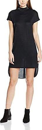 CLOTHES VINAT S/S TUNIC, Robe Femme, Noir (Black), 34 (Taille fabricant: X-Small)Vila