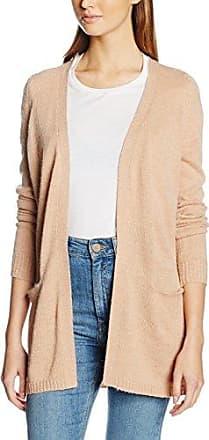 Vila CLOTHES VISUMI CARDIGAN-NOOS, chaqueta punto Mujer, Verde (Ivy Green), 38 (Medium)