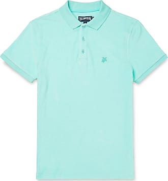 Men Ready to Wear - Men Terry Cloth Polo shirt Contrasted - POLO - PACIFIC - Red - XXXL - Vilebrequin Vilebrequin Sale Footlocker UGQNK