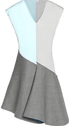 Clearance Official Vionnet Woman Layered Color-block Silk Top Bright Orange Size 40 Vionnet Lowest Price Cheap Online cZU9QI