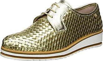 Pinto Di BLU Canary, Zapatos de Cordones Oxford para Mujer, Beige (Beige 22), 41 EU PintoDiBlu