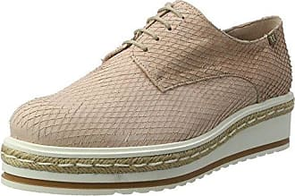 Vitti Love 531-206, Zapatos de Cordones Derby para Mujer, Beige (Gobi 002), 39 EU