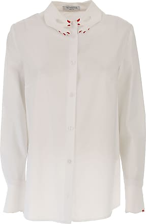 Shirt for Women On Sale, Black, Cotton, 2017, 26 28 Vivetta