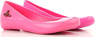 Ballerinas für Damen, Ballerina, Schuhe, Ballerinaschuhe, Anglomania + Melissa, Azur-Blau, PVC, 2017, 37 38 39 40 41 Vivienne Westwood