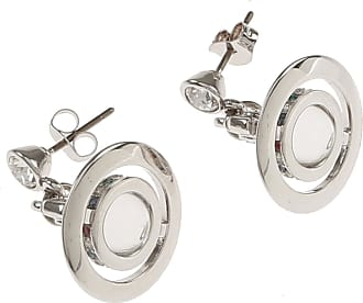 Vivienne Westwood Cufflinks for Men, Silver, Ruthenium, 2017, One Size