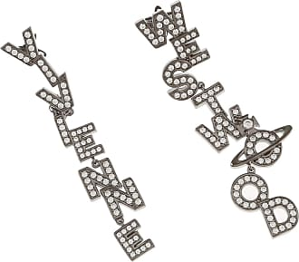 Vivienne Westwood Earrings for Women, Ruthenium, Pewter, 2017, One Size