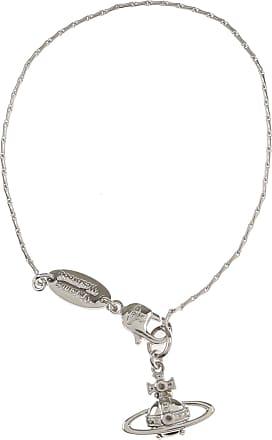 Bracelet for Women, Silver, Brass, 2017, One Size Vivienne Westwood