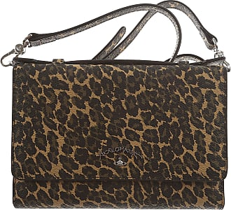 Clutch Bag, Anglomania, Leopard, Leather, 2017, one size Vivienne Westwood