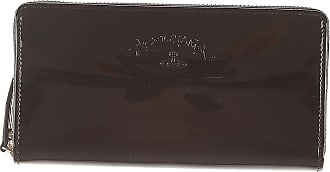 Wallet for Women, Grey, Leather, 2017, One size Vivienne Westwood