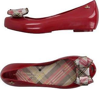 Bureau Rouge Bordeaux Chaussures Vivienne Westwood Femmes De Bureau 7qibjS
