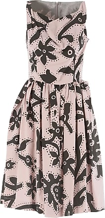 Dress for Women, Evening Cocktail Party On Sale, Brown, polyester, 2017, USA 12 -- IT 46 Vivienne Westwood