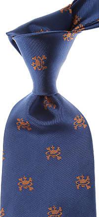 Ties On Sale, Light Sky Blue, Silk, 2017, one size Vivienne Westwood