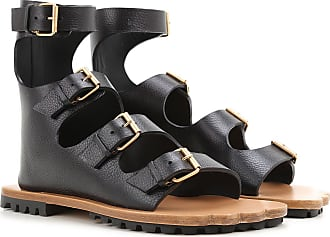 Sandals for Men On Sale, Black, PVC, 2017, UK 9 - EUR 43 - US 10 Vivienne Westwood