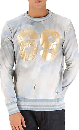 Sweatshirt for Men On Sale, White, Cotton, 2017, 31 32 34 Vivienne Westwood