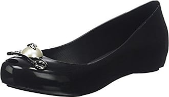 Vivienne Westwood & Melissa Damen VW Beach Slide 19 Pantoffeln, Schwarz (Black Orb 53250), 43 EU