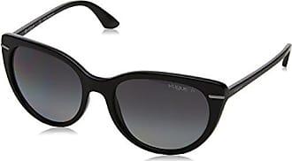 VOUGE Damen Sonnenbrille 0VO5136S W44/87, Schwarz (Black/Grey), 52