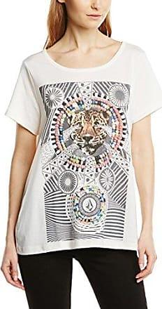 Volcom Bad As Me - Camiseta, sin mangas para mujer, color blau - blue (sandy indigo), talla M